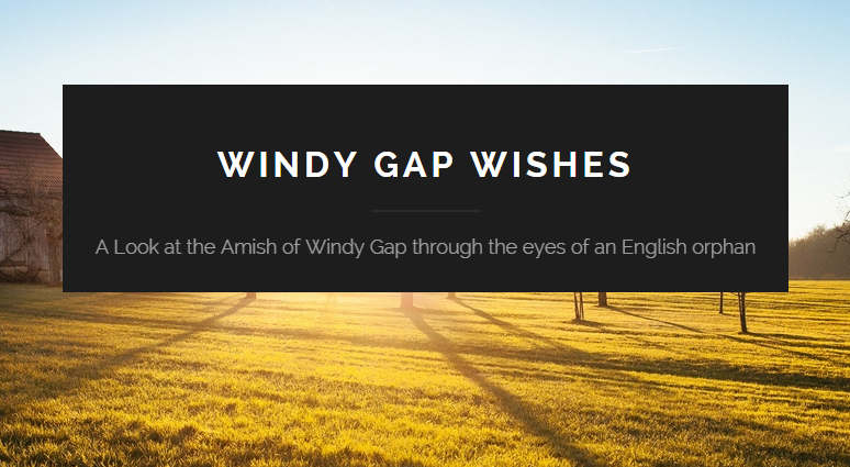 Windy Gap Wishes Header