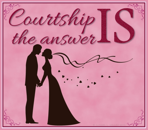 Courthsip IS the answer - post header JPG