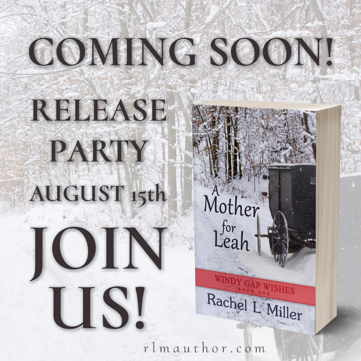 The Party Starts August 15th!